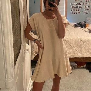 FREE PEOPLE COTTON DRESS